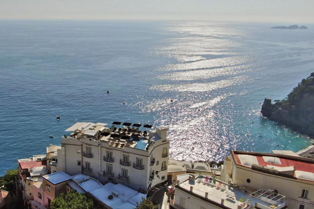 Hotel Villa Franca Positano Italy Booking Com