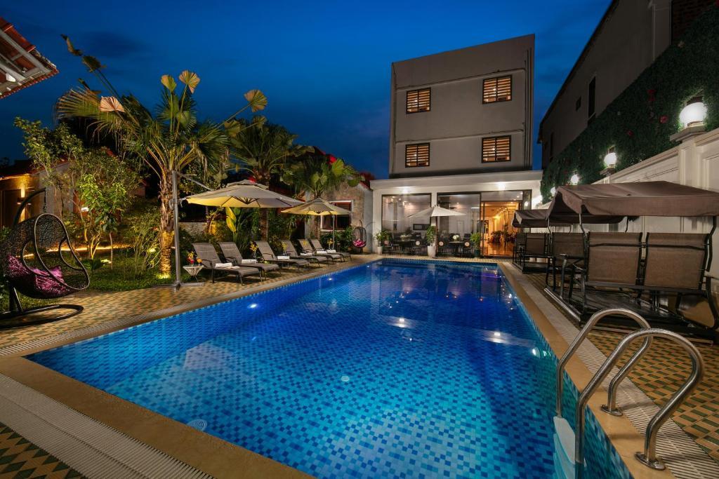 Tam Coc Holiday Hotel & Villa