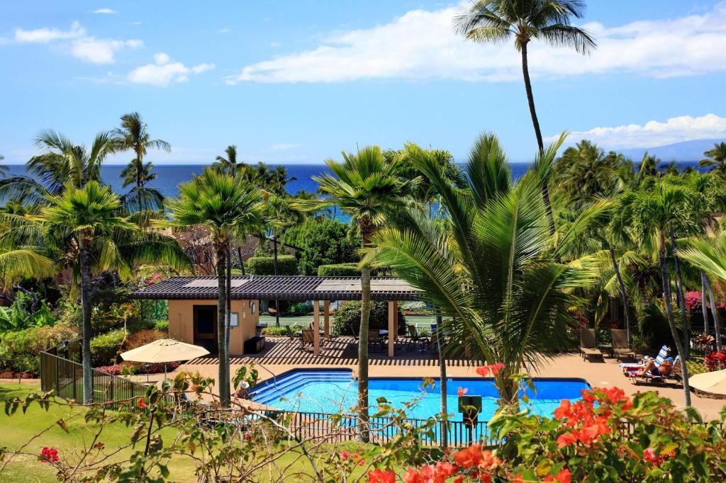 A view of the pool at Wailea Ekahi Village, A Destination Residence or nearby