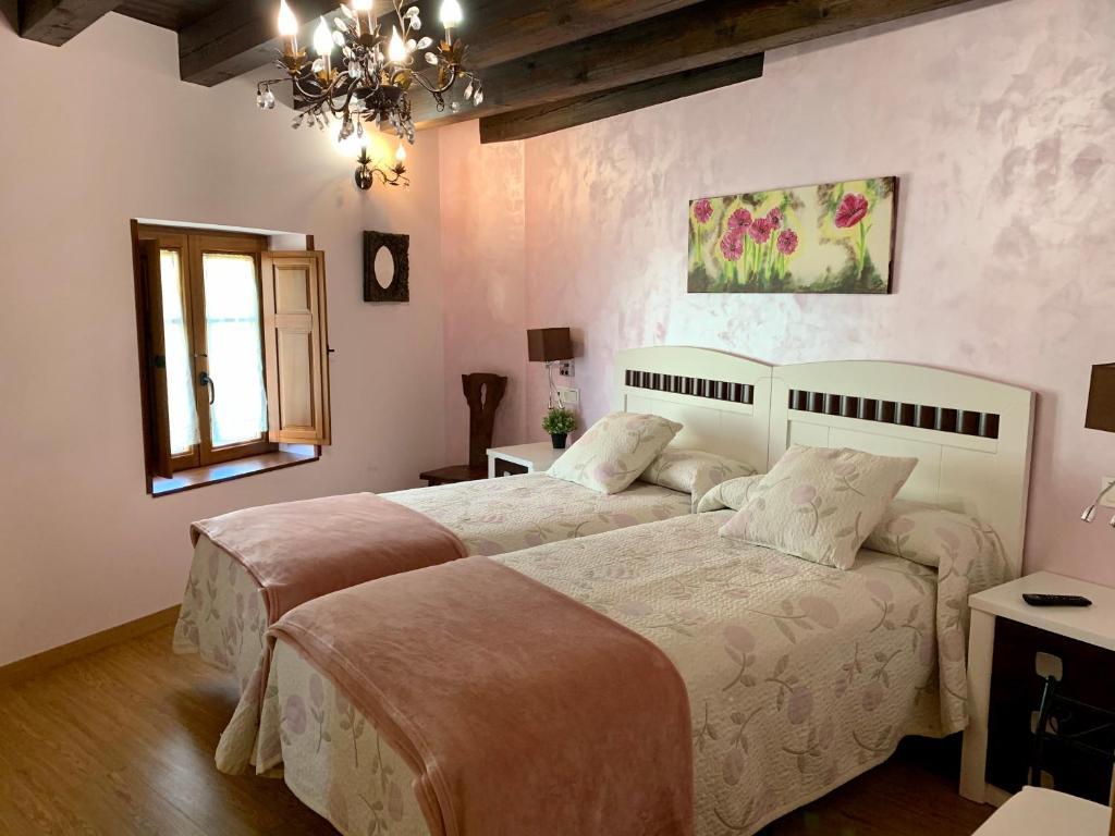 Hotel Villa Fontanas, Hontanas, Spain - Booking.com