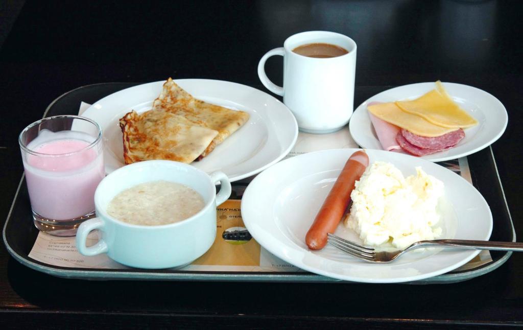 Завтрак для гостей Точка на Карте Сортавала