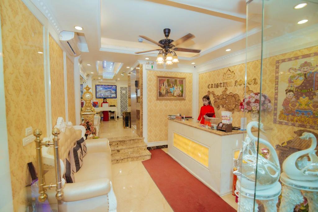 Hanoi Cristina Hotel & Travel