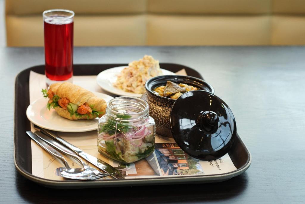 Обед и/или ужин для гостей Точка на Карте Сортавала
