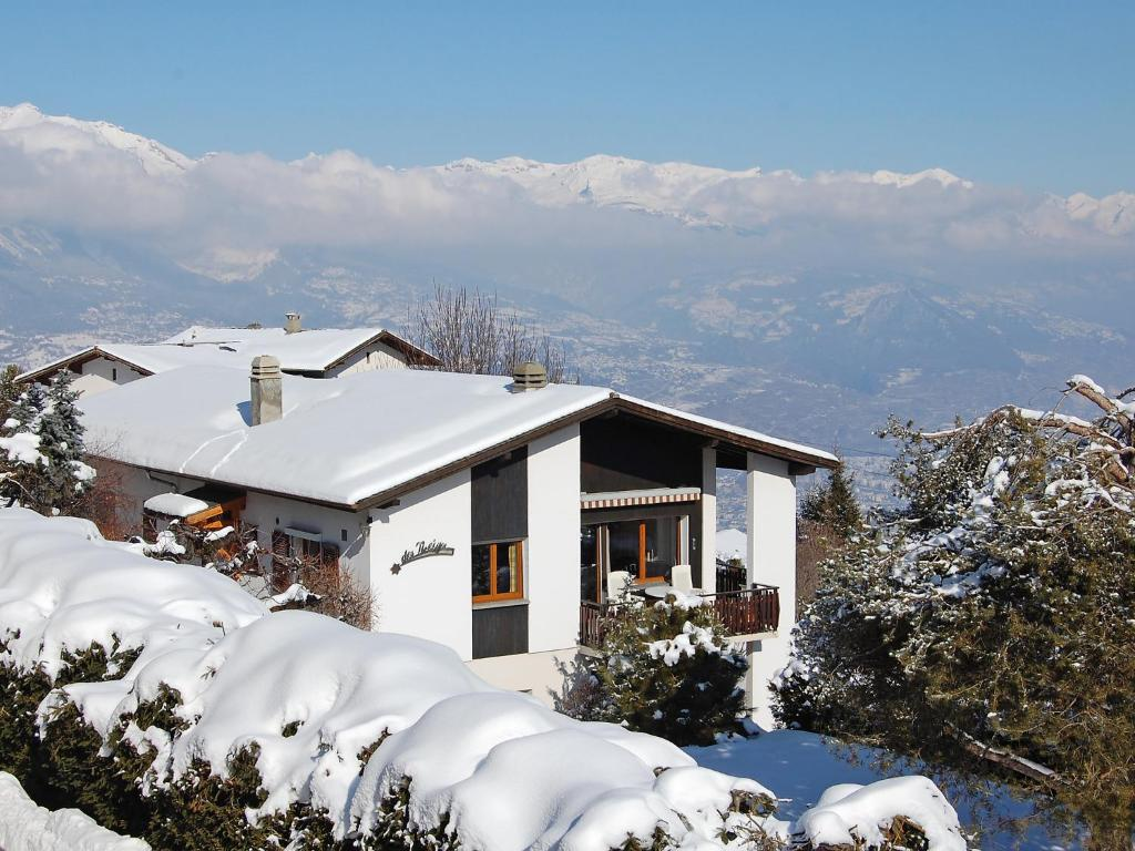 Holiday Home Etoile des Neiges im Winter