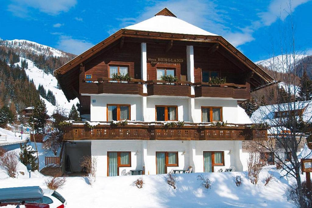 Apartments Bergland Bad Kleinkirchheim - OKT04511-CYB in de winter