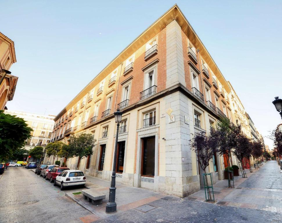 Hotel Nh Palacio De Tepa Madrid Spain Booking Com