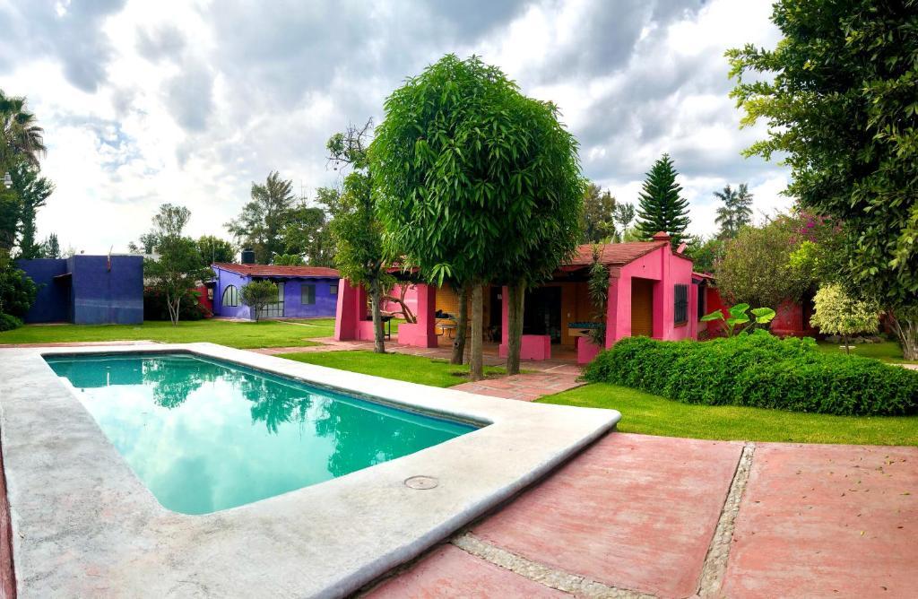 Casa De Campo Jardines Ixtlahuacán De Los Membrillos