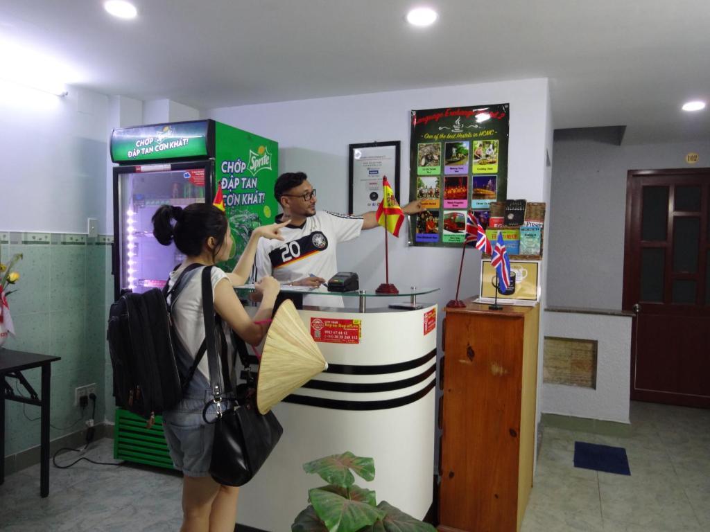 Language Exchange Hostel 2