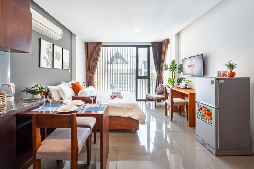 Mellivoras's Sai Gon - The Aparthotel