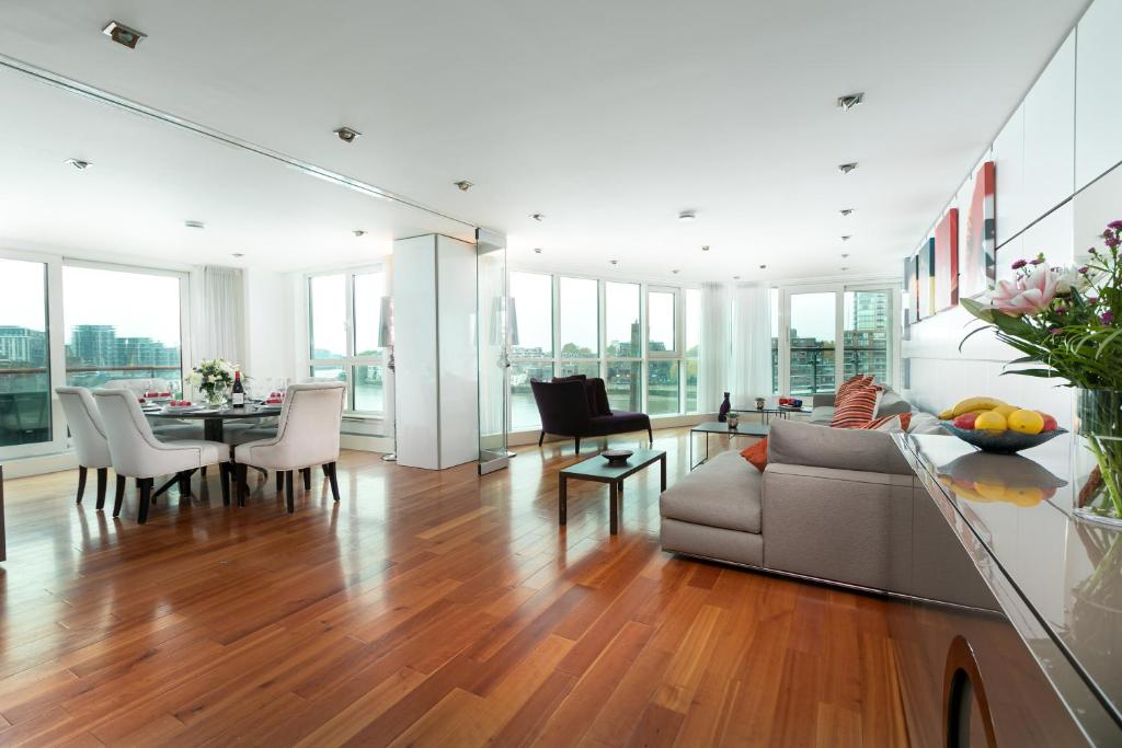 River View - Luxury 3Bed 3 Bath Flat With Amazing Views