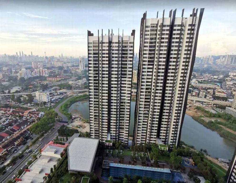 Miejsca do połączenia w Kuala Lumpur