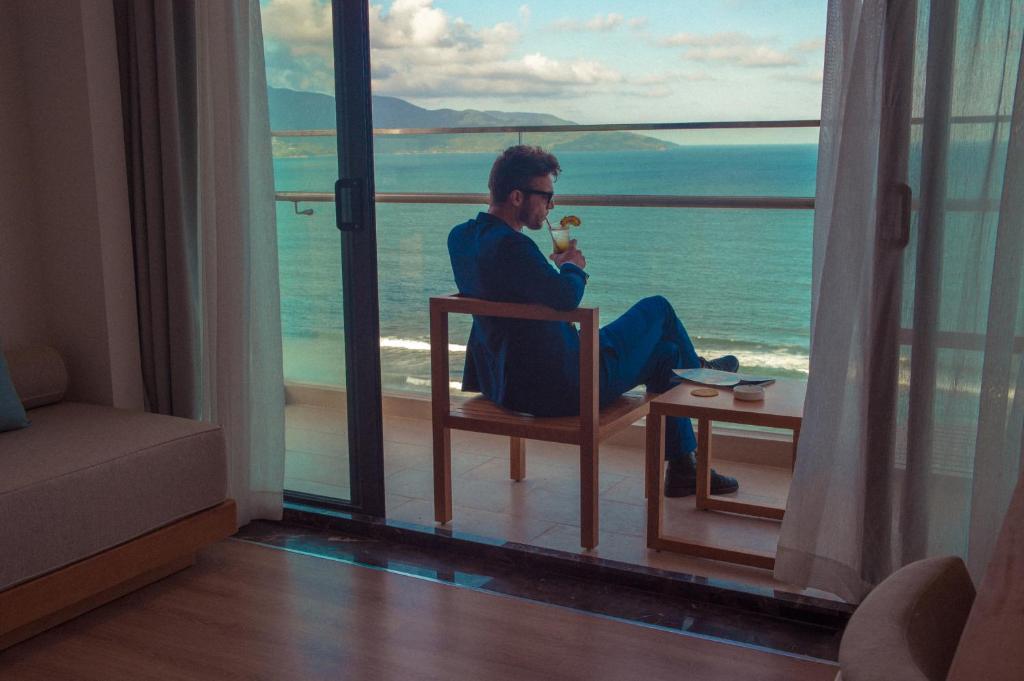 Suite Premier 2 Giường Đơn Nhìn Ra Biển
