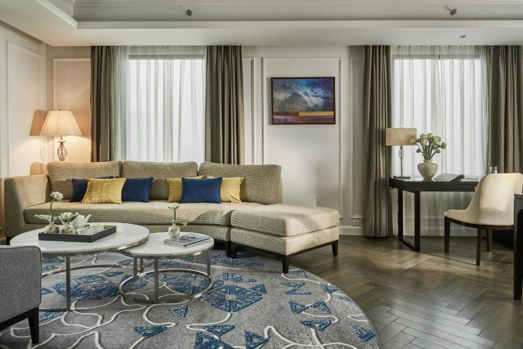 Căn Hộ Luxury 1 Phòng Ngủ - Minibar Miễn Phí