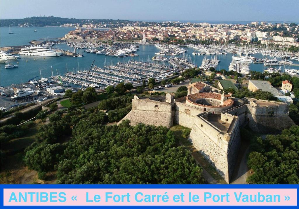 61 Place Nationale Antibes Paivitetyt Vuoden 2020 Hinnat