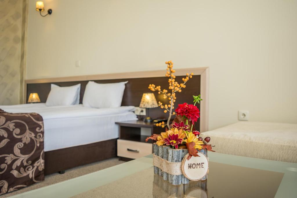 Легло или легла в стая в Хотел Роял Боровец