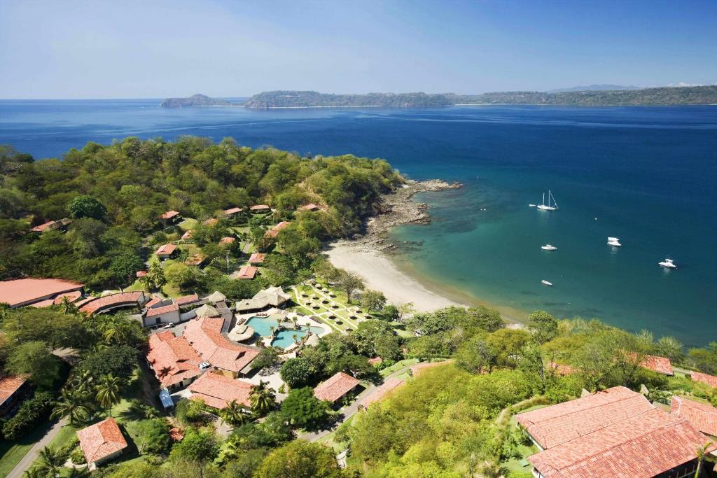 A bird's-eye view of Secrets Papagayo All Inclusive