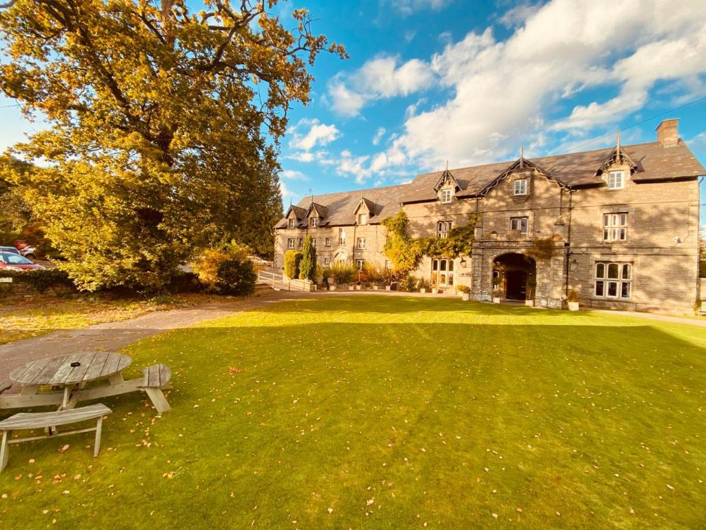 Old Rectory Country Hotel & Golf Club in Llangattock, Powys, Wales
