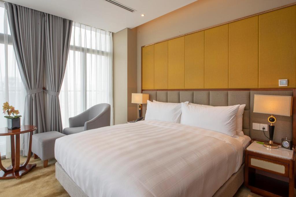 Junior Suite có giường cỡ King