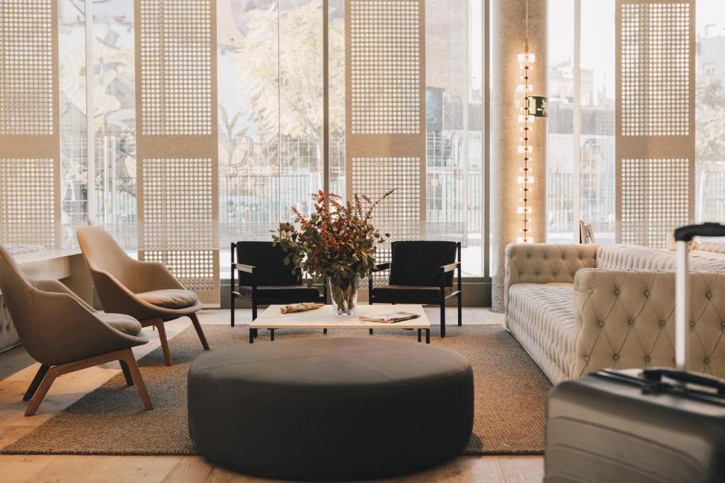 Zona d'estar a Ona Hotels Terra