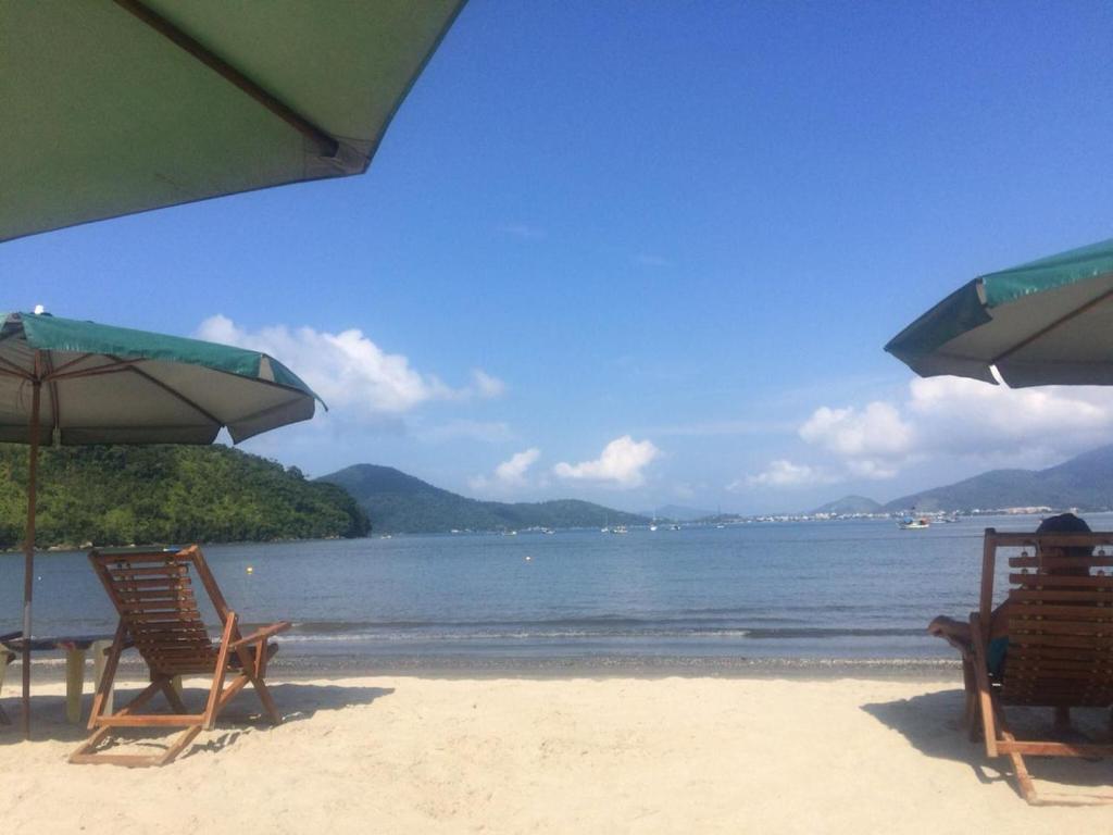 Barra Seca, playa nudista en Brasil
