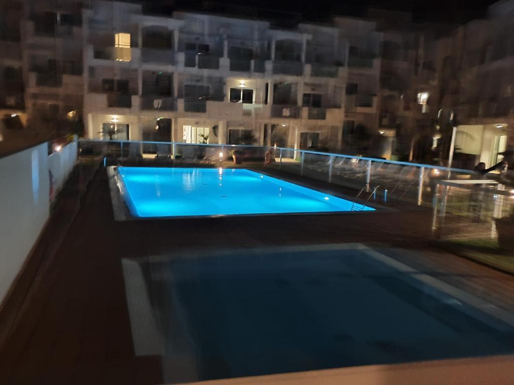Bazén v ubytování GARDEN 128 nebo v jeho okolí