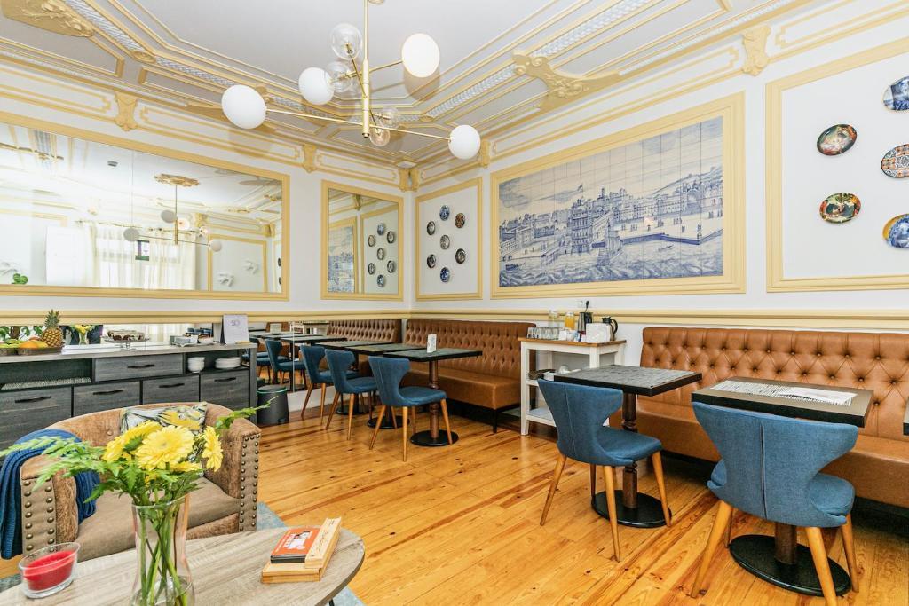 Ресторан / где поесть в Rainbow GuestHouse 56