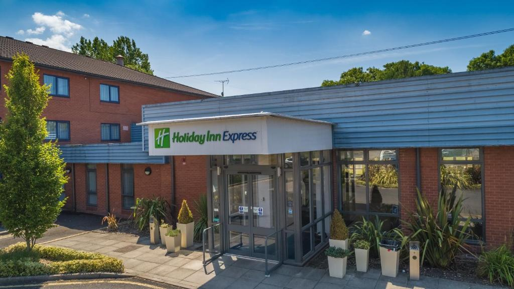 Holiday Inn Express Preston South in Preston, Lancashire, England
