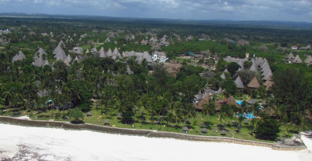 A bird's-eye view of Neptune Paradise Beach Resort & Spa - All Inclusive