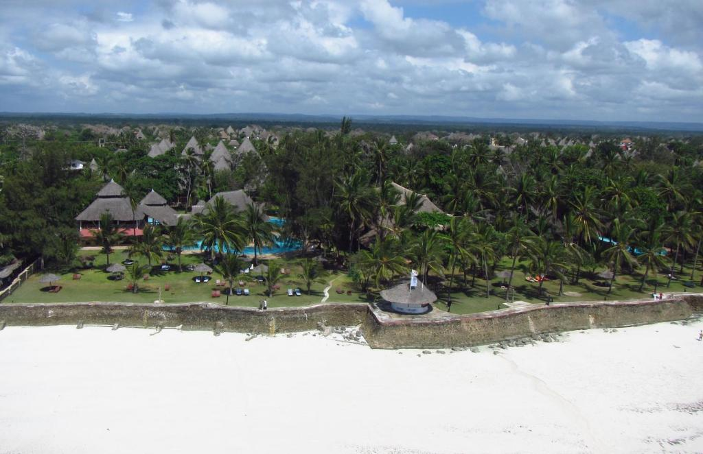 A bird's-eye view of Neptune Palm Beach Boutique Resort & Spa - All Inclusive