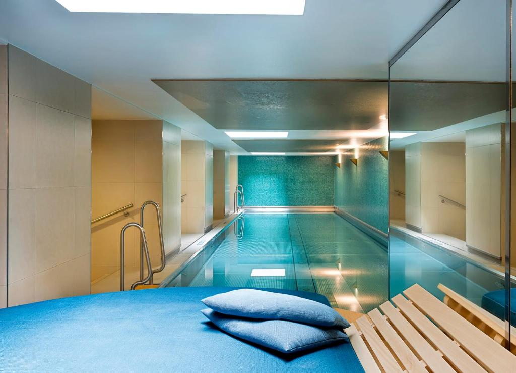 The swimming pool at or near Adina Apartment Hotel Berlin Checkpoint Charlie