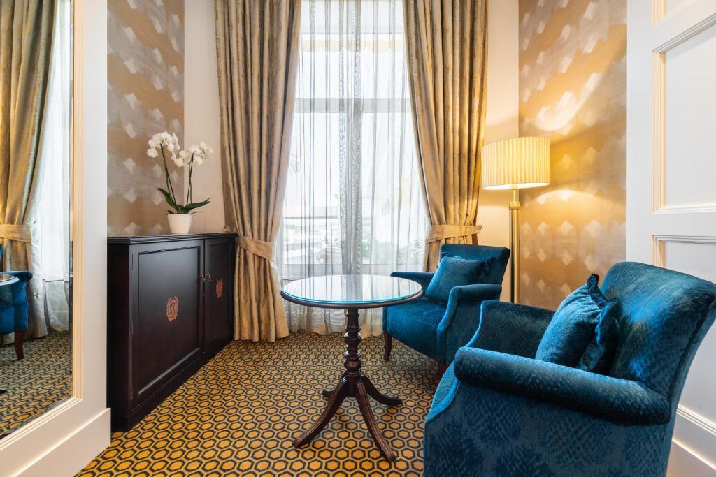 Eurostars Gran Hotel La Toja (España Isla de La Toja ...