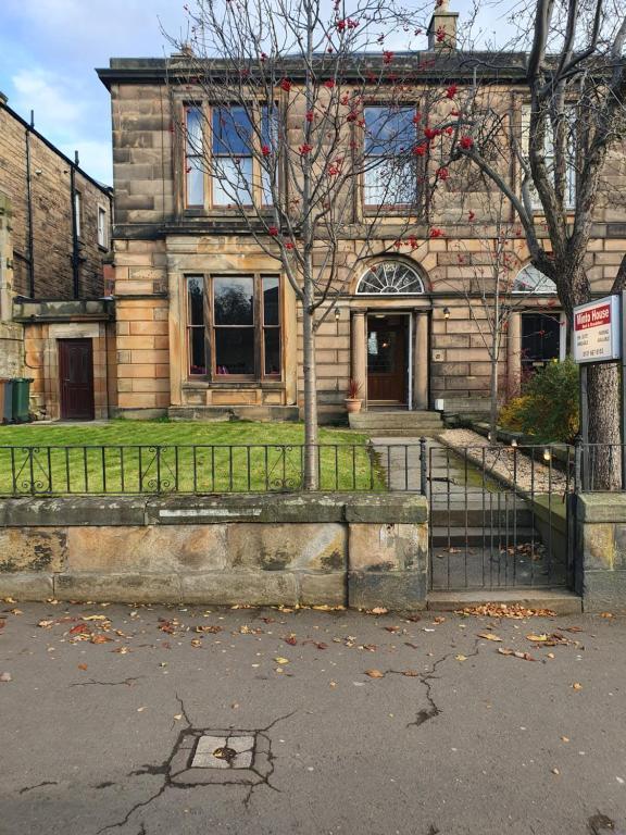 Pension Minto House Gb Edinburgh Booking Com