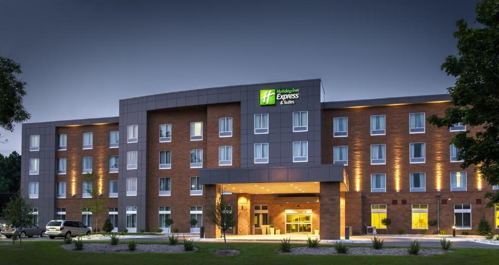 Holiday Inn Express and Suites Madison Central.
