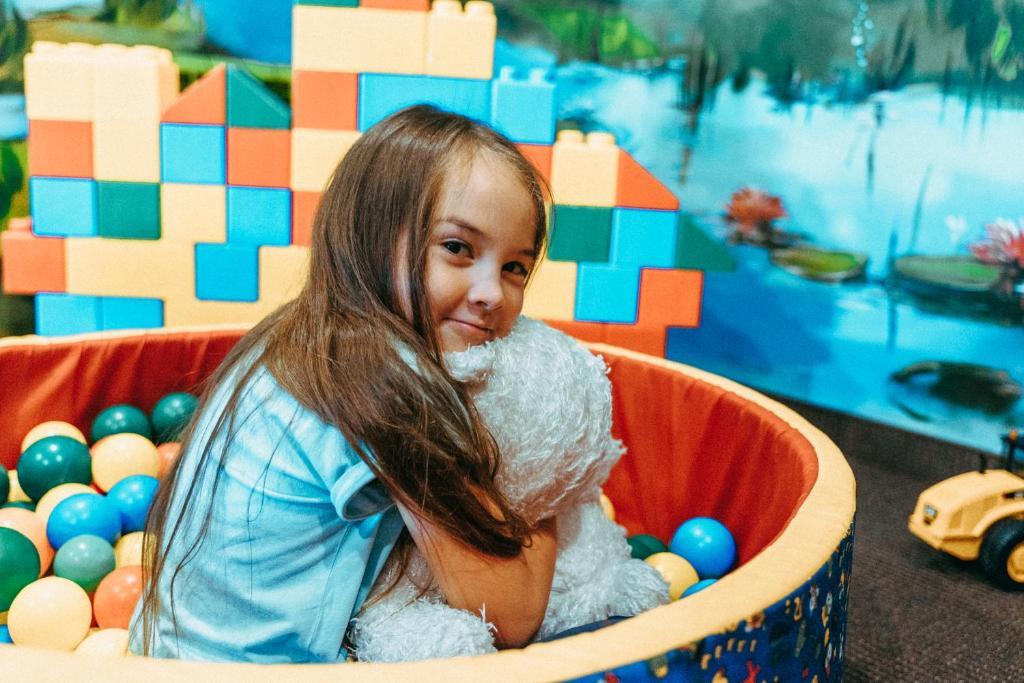 Дети в VERTEX hotel