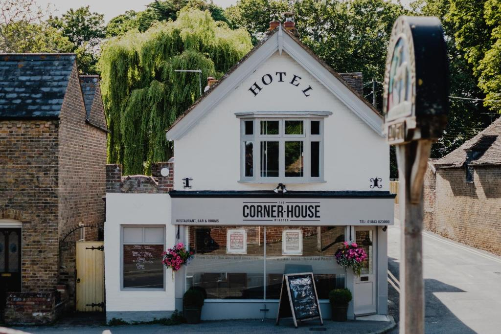 The Corner House in Minster, Kent, England