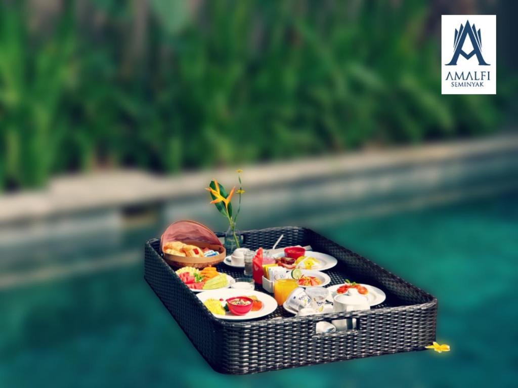 Amalfi Hotel Seminyak Indonesia Booking Com