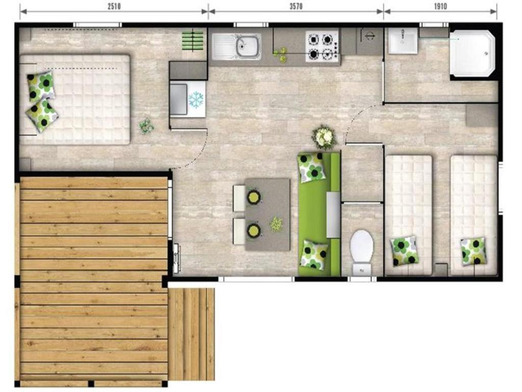 Plan Ou Photo Pool House Pour Piscine domaine de la micheliere, givrand – updated 2020 prices