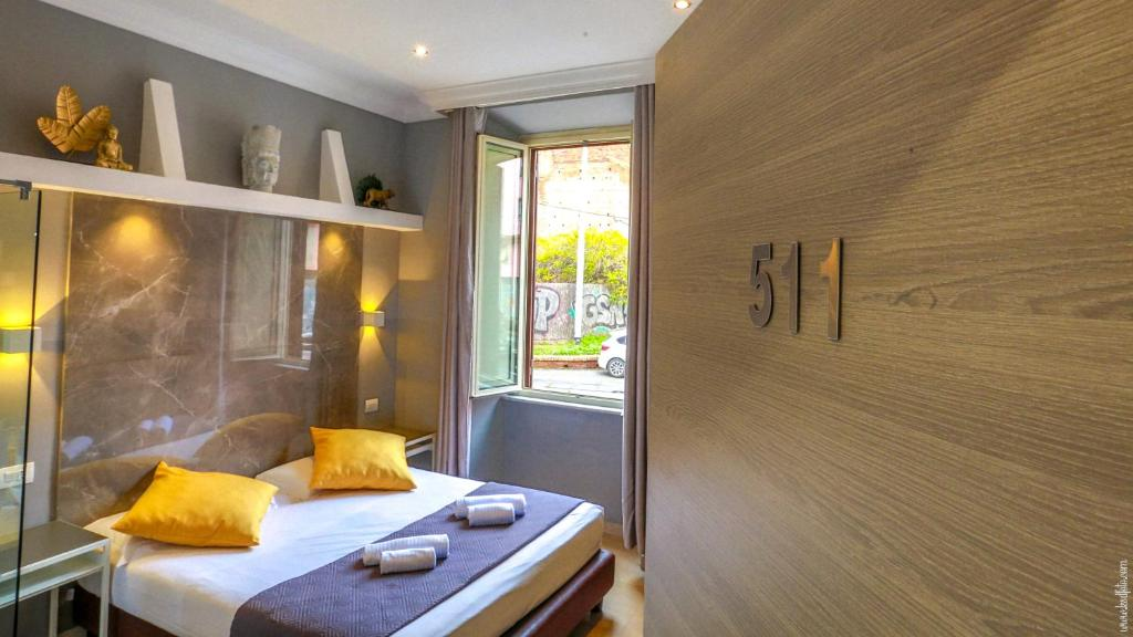 Hotel Pullman Life Rome Italy Booking Com