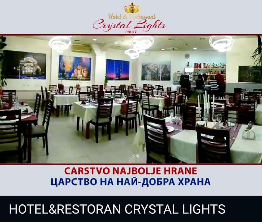 Bed and breakfast Crystal Lights