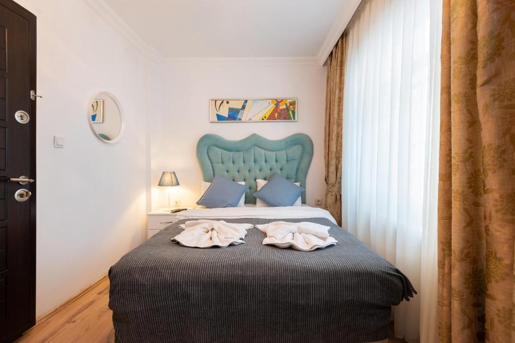 Кровать или кровати в номере 3 Floor Oldcity