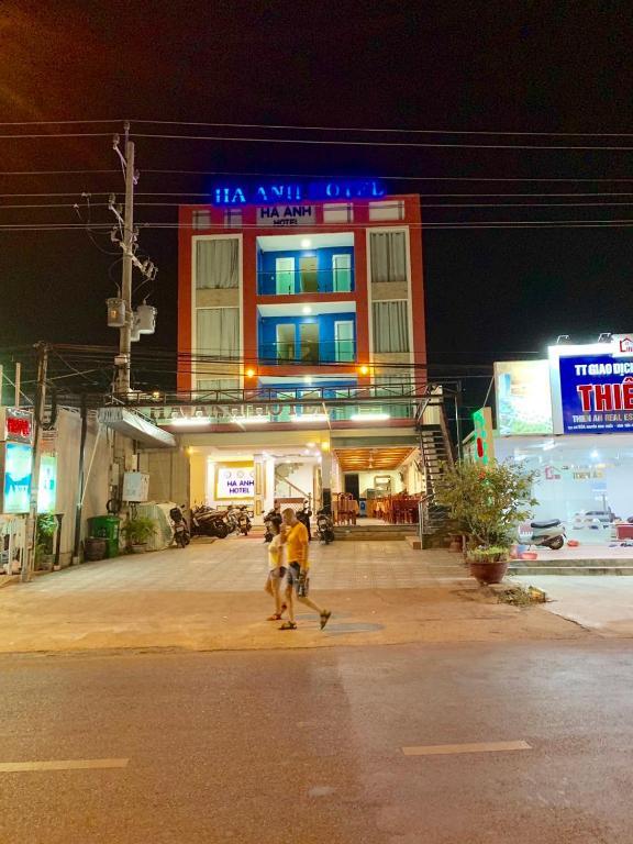 Khách sạn Hà Anh
