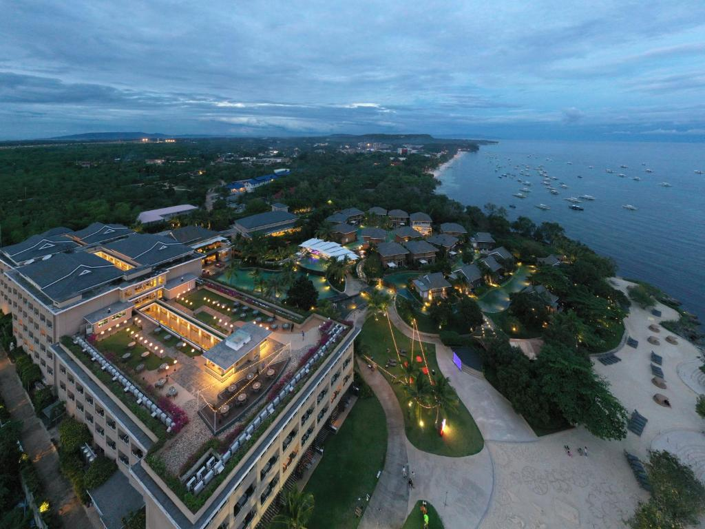 A bird's-eye view of BE Grand Resort, Bohol