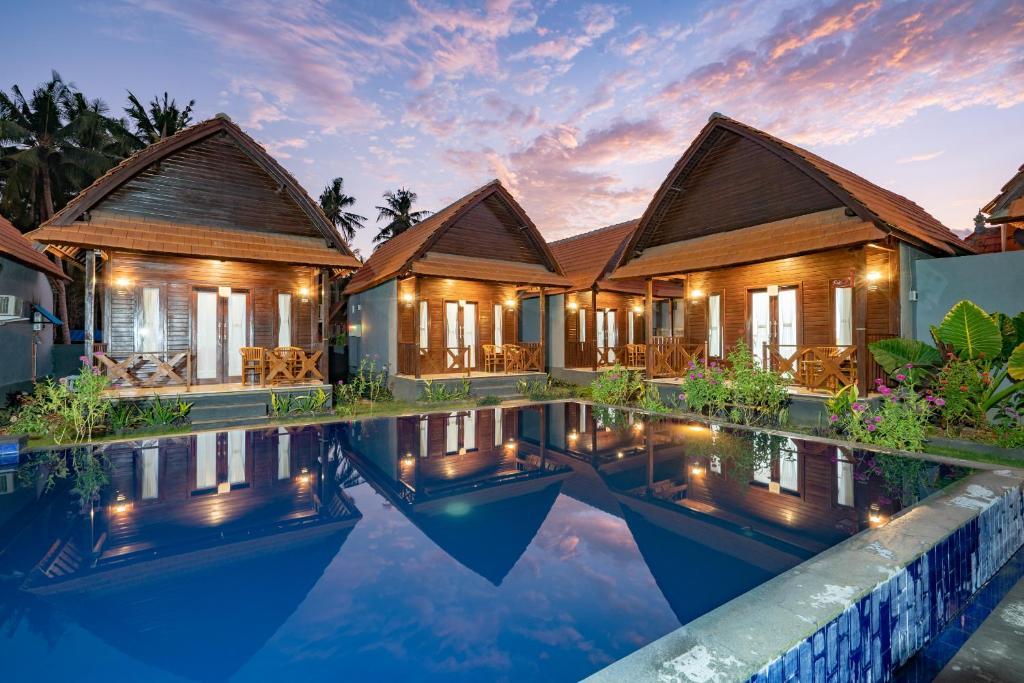 Arjuna House