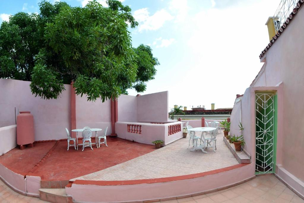 Hostal Villa Martha Trinidad Cuba Booking Com