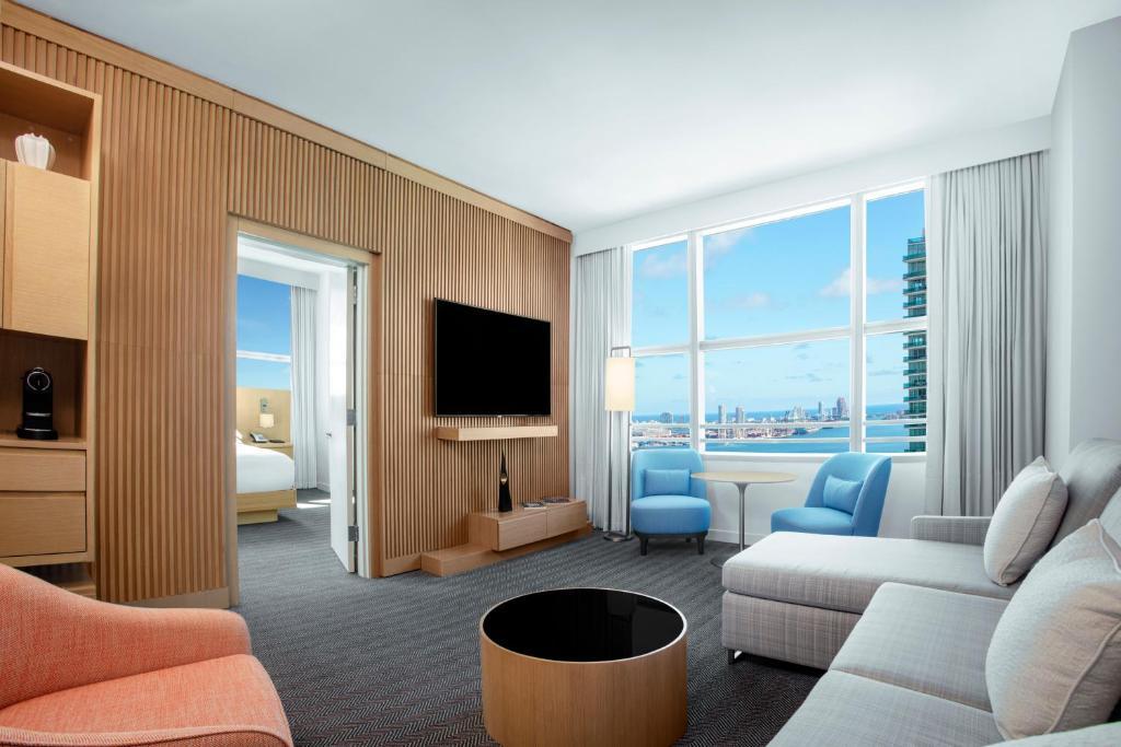 Hotel Conrad Miami Fl Booking