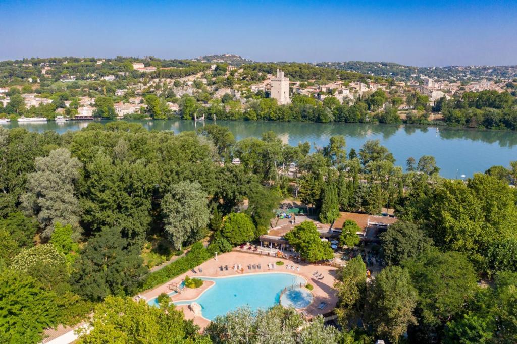 Camping Du Pont D Avignon France Booking Com