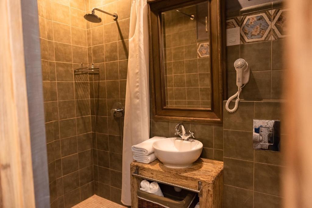 Ванная комната в Rasslabonov Country Home