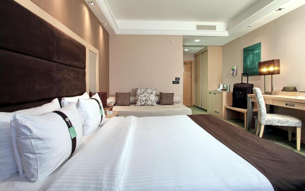 Holiday Inn Belgrade Servia Belgrado Booking Com