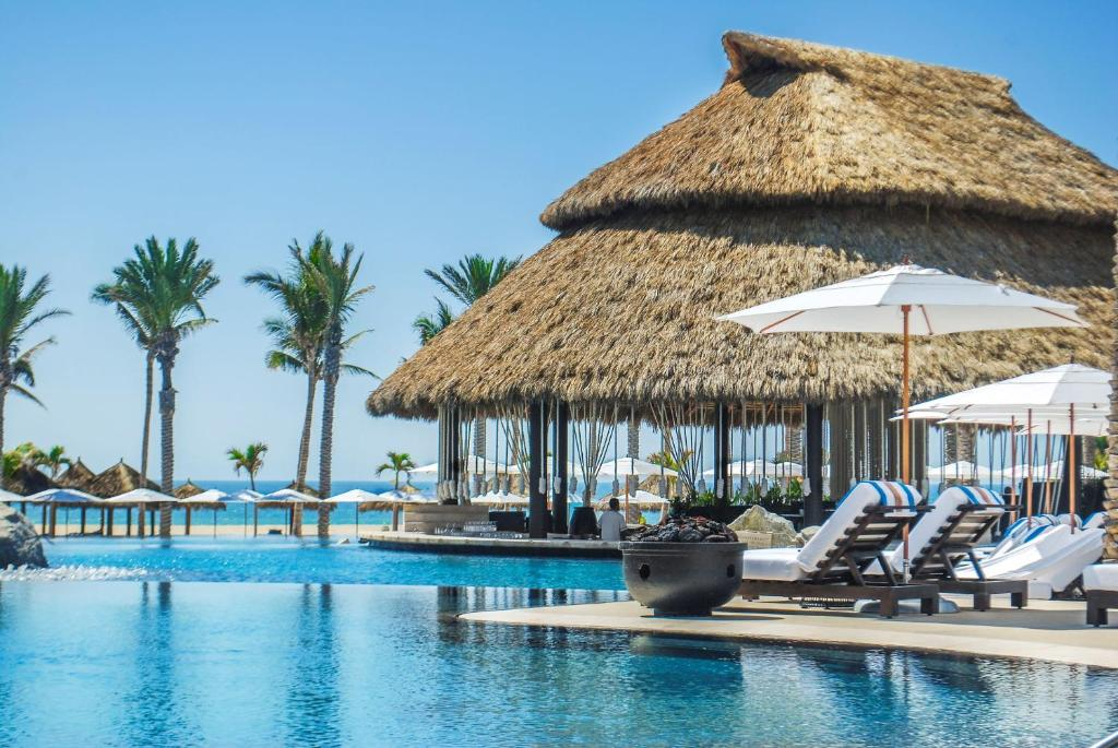 The swimming pool at or near Cabo Azul Resort By Diamond Resorts