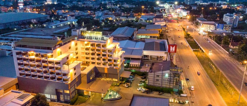 โรงแรมอัศวรรณ หนองคาย - Booking.com